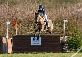 Yasmin Ingham and REHY DJ. Oasby (1) Horse Trials 2020