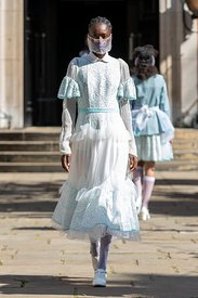 London Fashion Week - Seping Summer 2021 Bora Aksu
