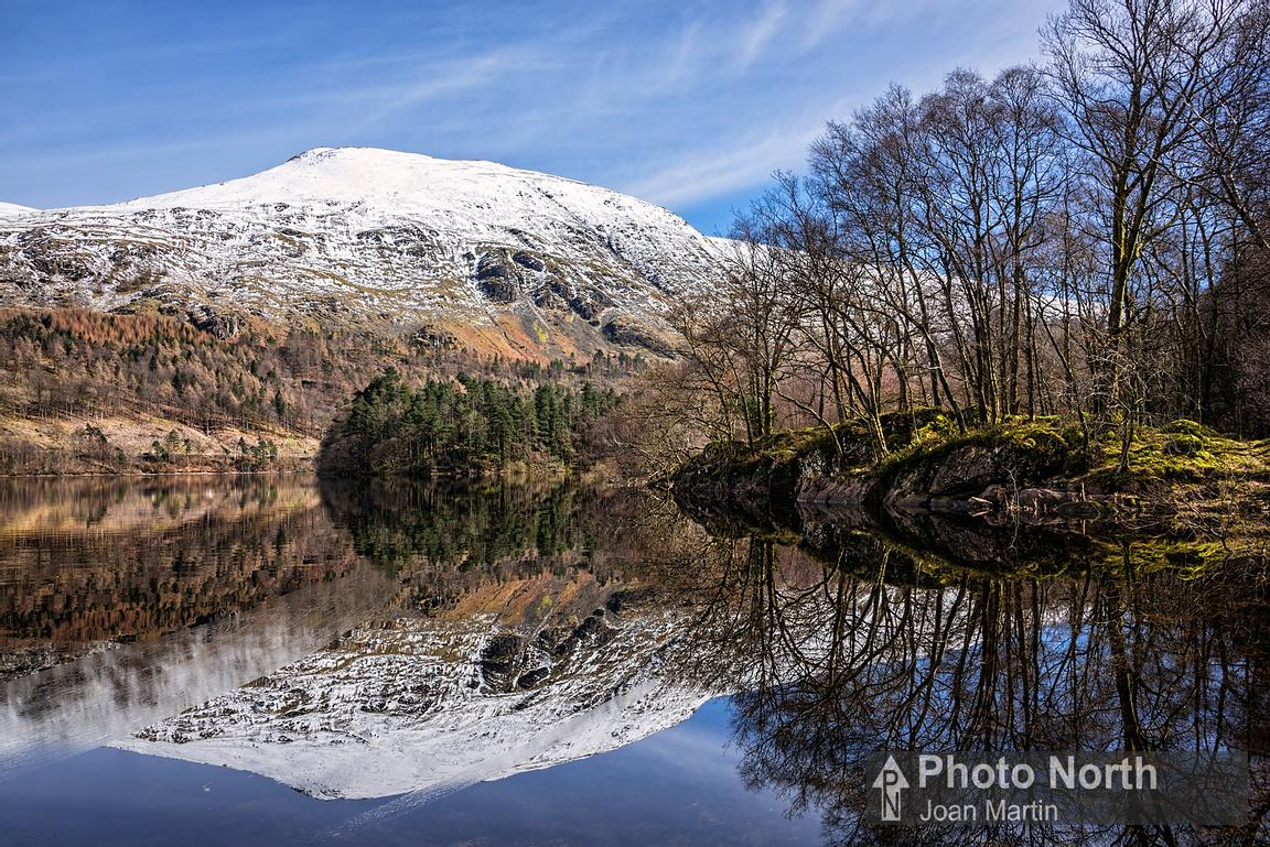 THIRLMERE 10A - Thirlmere reflections