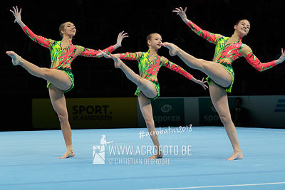 AG 12-18 Women's Group Belarus - Dynamic