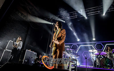 Blossoms performing at the O2 Academy Bournemouth 15.03.2020