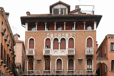 old building in the historic center of Venice