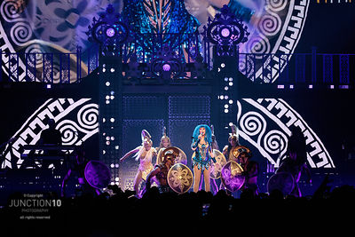 Cher in concert at Arena Birmingham, Birmingham, United Kingdom - 26 Oct 2019
