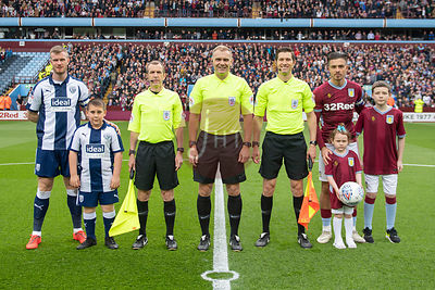 Aston Villa v West Brom Albion - Play off
