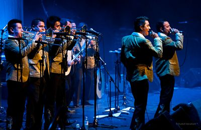La Linea Music Festival, Barbican, London