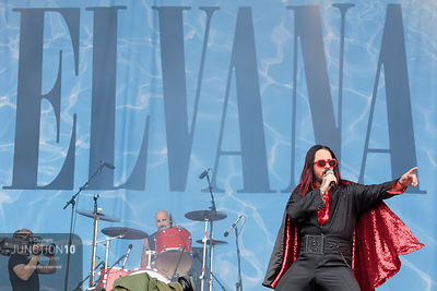 Elvana at the Download Festival, Donington Park, Castle Donington, United Kingdom - 15 Jun 2019