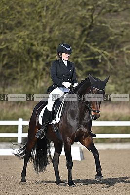 British dressage. Stapleford Abbotts. United Kingdom MANDATORY Credit Garry Bowden/Sport in Pictures - NO UNAUTHORISED USE - ...