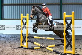 Unaffiliated showjumping. Stapleford Abbotts. United Kingdom ~ MANDATORY Credit Melody Fisher/SIP photo agency - NO UNAUTHORI...