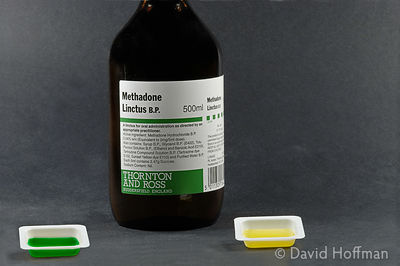 dig030924-6242 Methadone, an opiate narcotic syrup prescribed to heroin addicts.
