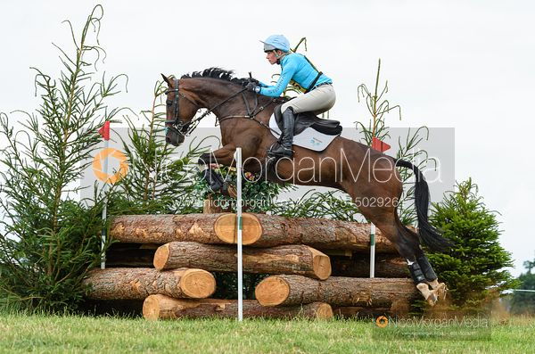 Izzy Taylor and MONKEYING AROUND - Upton House Horse Trials 2019.