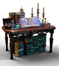 Magic Workshop Table