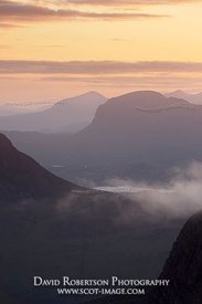 Image - Suilven at dawn, Sutherland, Scotland