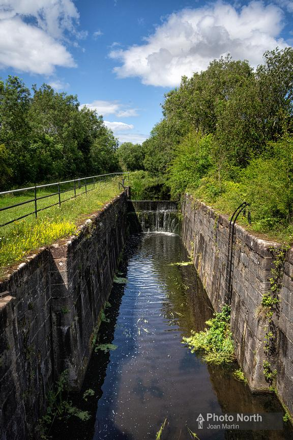 TEWITFIELD 11A - Lock 5, Tewitfield Locks
