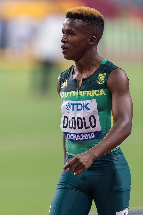 Thando Dlodlo (South Africa)