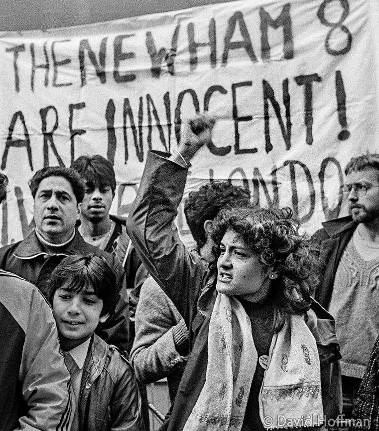 East End Protest 1973-94