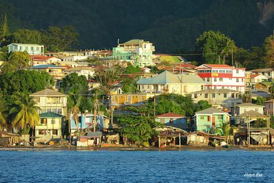 Dominica Roseau city