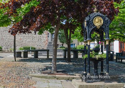 DALTON IN FURNESS 13A - Victoria Memorial Fountain
