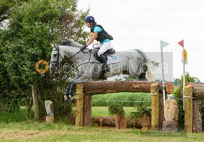 Millie Dumas and UNIVERSAL COOLEY - Upton House Horse Trials 2019.