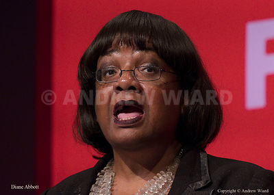 England, UK . 24.9.2017. Brighton. Labour Party Conference Sunday. Diane Abbott..