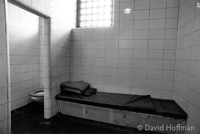 Southwark Police Cells 1989 YP42-33
