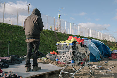 "Calais and The ""Jungle"""