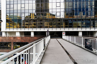 110621 Security Test 162 London Wall, City of London.Photographs taken as part of the Stand Your Ground event establishing th...