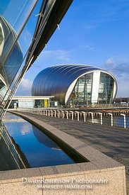 Image - IMAX, Glasgow Science Centre, Scotland.