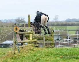 The Cottesmore Hunt at Owston 2/12