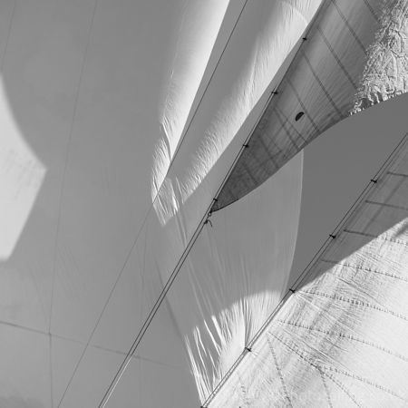 Abstract sail VI