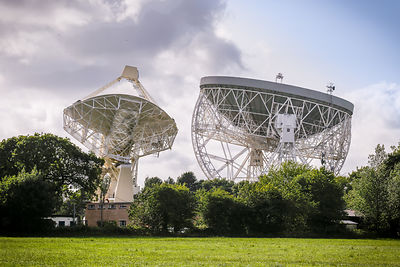 Jodrell Bank Radio Telescopes