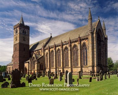 Image - Dunblane Cathedral, Scotland