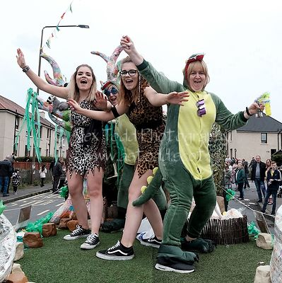 Fauldhouse Gala Day, Saturday 8th June 2019