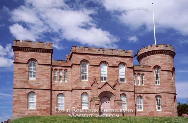 Image - Inverness Castle, Scotland.