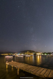 Pontoon for the stars - Annecy