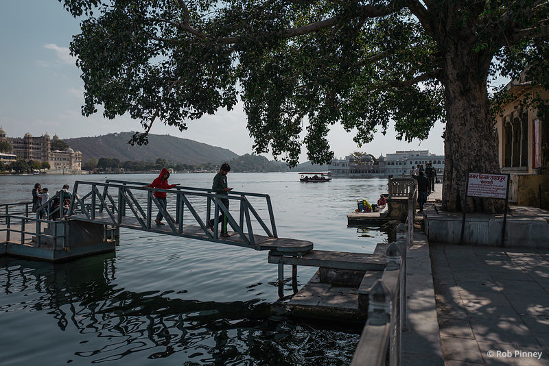 Lake Udaipur, India