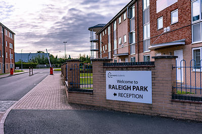 Raleigh Park Student Accommodation Nottingham