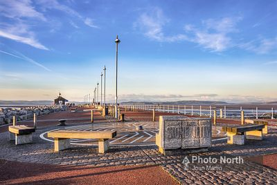 MORECAMBE 21A - The Stone Jetty