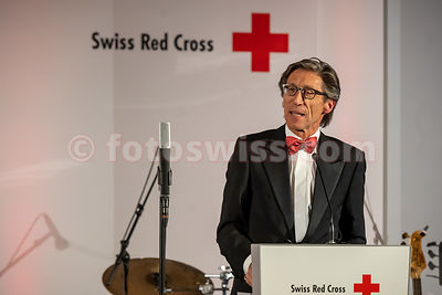 Thomas  HEINIGER - (President SRC Swiss Red Cross)