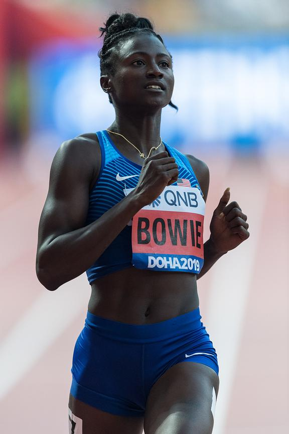 Tori Bowie (United States Of America)