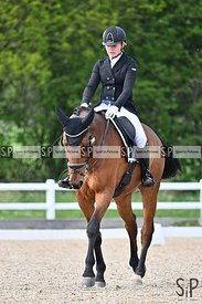 British dressage. Brook Farm Training Centre. Essex. UK. 12/05/2019. ~ MANDATORY Credit Garry Bowden/Sportinpictures - NO UNA...
