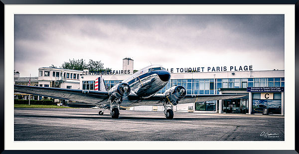 Douglas DC3 N341A Golden Age Air Tours © 2019 Olivier Caenen, tous droits reserves