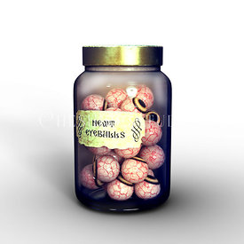 Jar of Newt Eyeballs