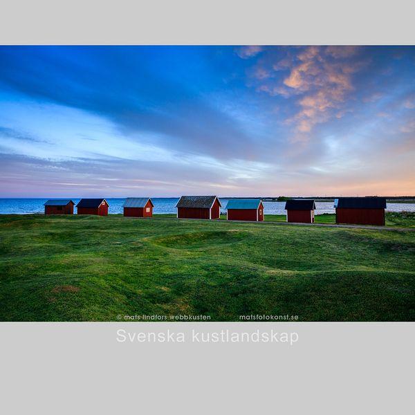 En bakgrundsbild från Svenska kustlandskap för iPad m.fl.