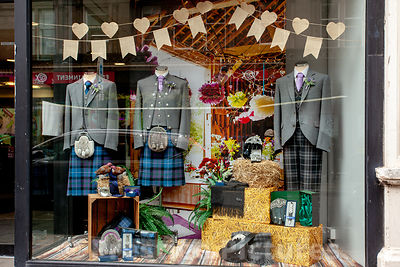 Scottish Highlands Men's Clothing store