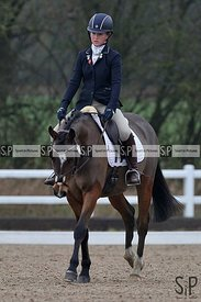 British dressage. Brook Farm Training Centre. Essex. UK. 25/01/2019. ~ MANDATORY Credit Garry Bowden/Sportinpictures - NO UNA...