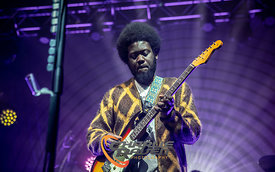 Michael Kiwanuka performing at the O2 Academy Bournemouth 03.03.2020