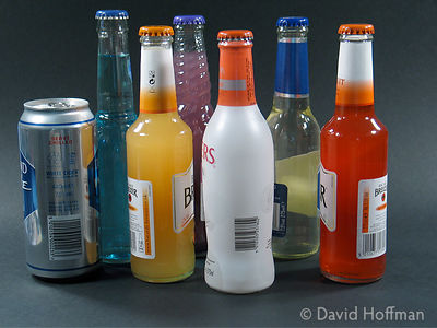 Alcohol 1 Brands of alcohol favoured by young drinkers due to the sweetness & low price.