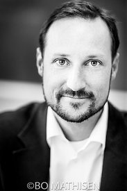 Close up with Crown Prince Haakon Magnus