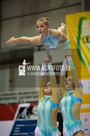 Louise Geers, Jade Anthonissen, Axelle Auwers | ArtGym (BEL) W3