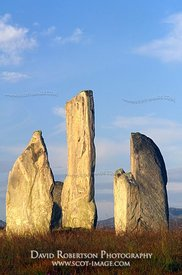 Image - Callanish Standing Stones, Lewis,, Na h-Eileanan Siar, Scotland